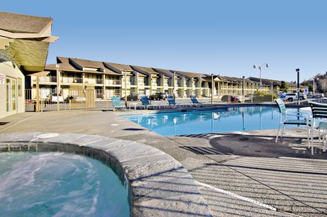 Red Lion Hotel Port Angeles Harbor