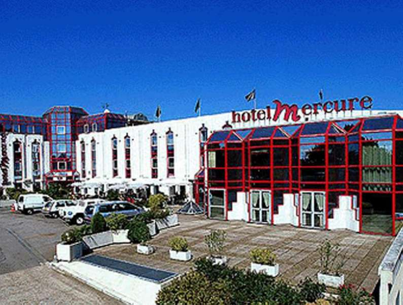 Hôtel Mercure Rouen Centre Champ-de-Mars