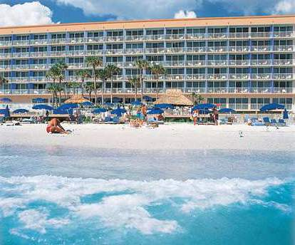 Doubletree Beach Resort Tampa Bay/North Redington Beach