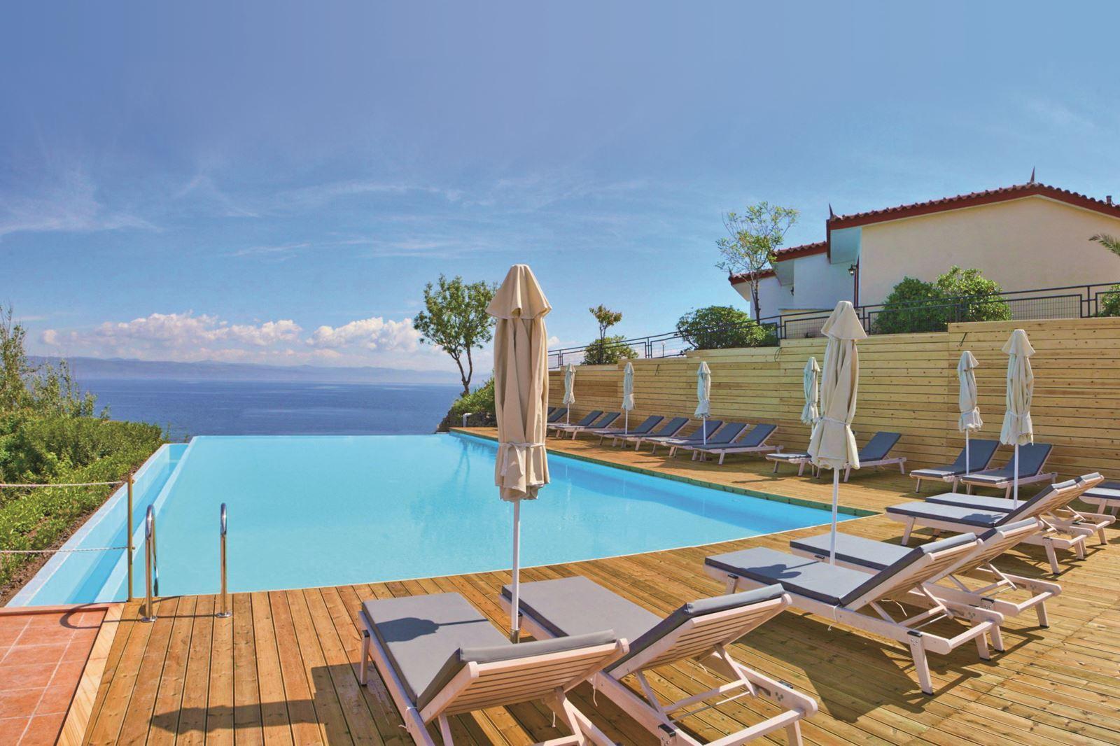 Belvedere Lesvos Aeolis Hotel