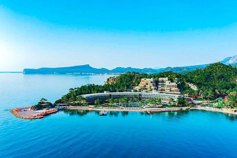 NG Hotels Phaselis Bay