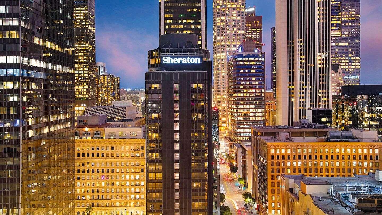 Sheraton Grand Los Angeles