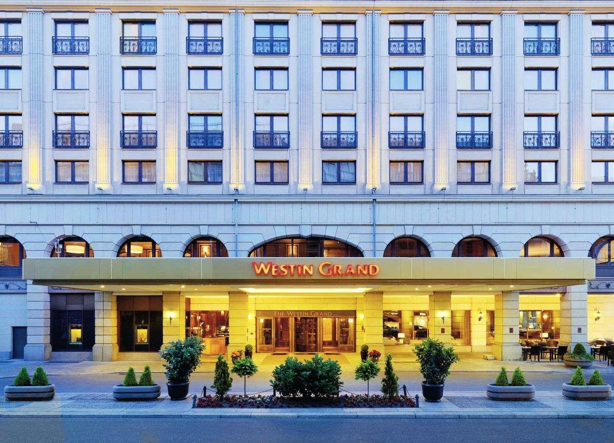 The Westin Grand Hotel Berlin