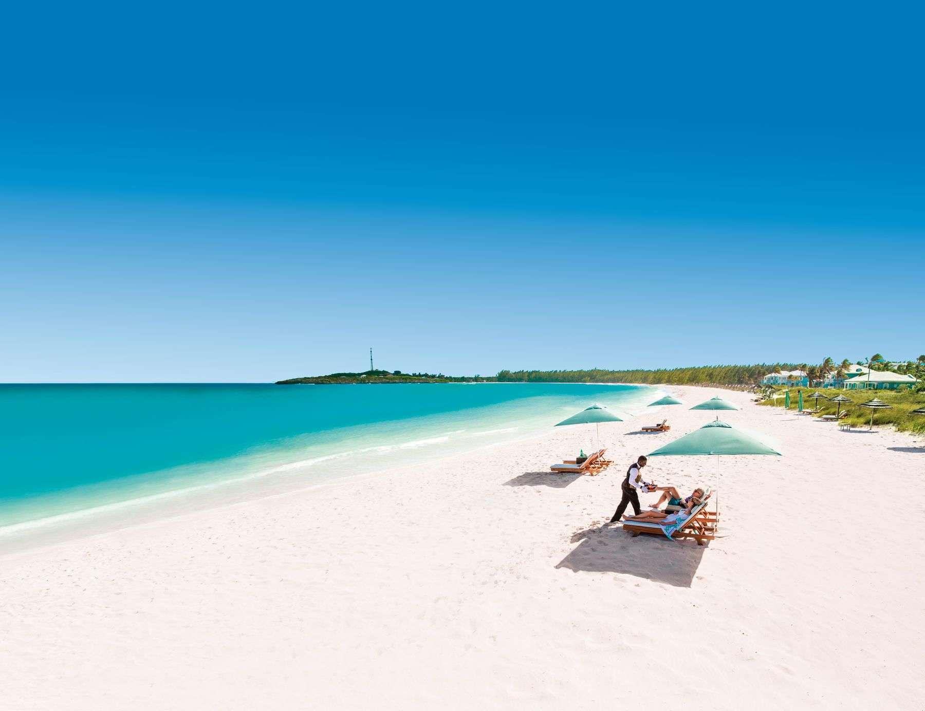Sandals Emerald Bay