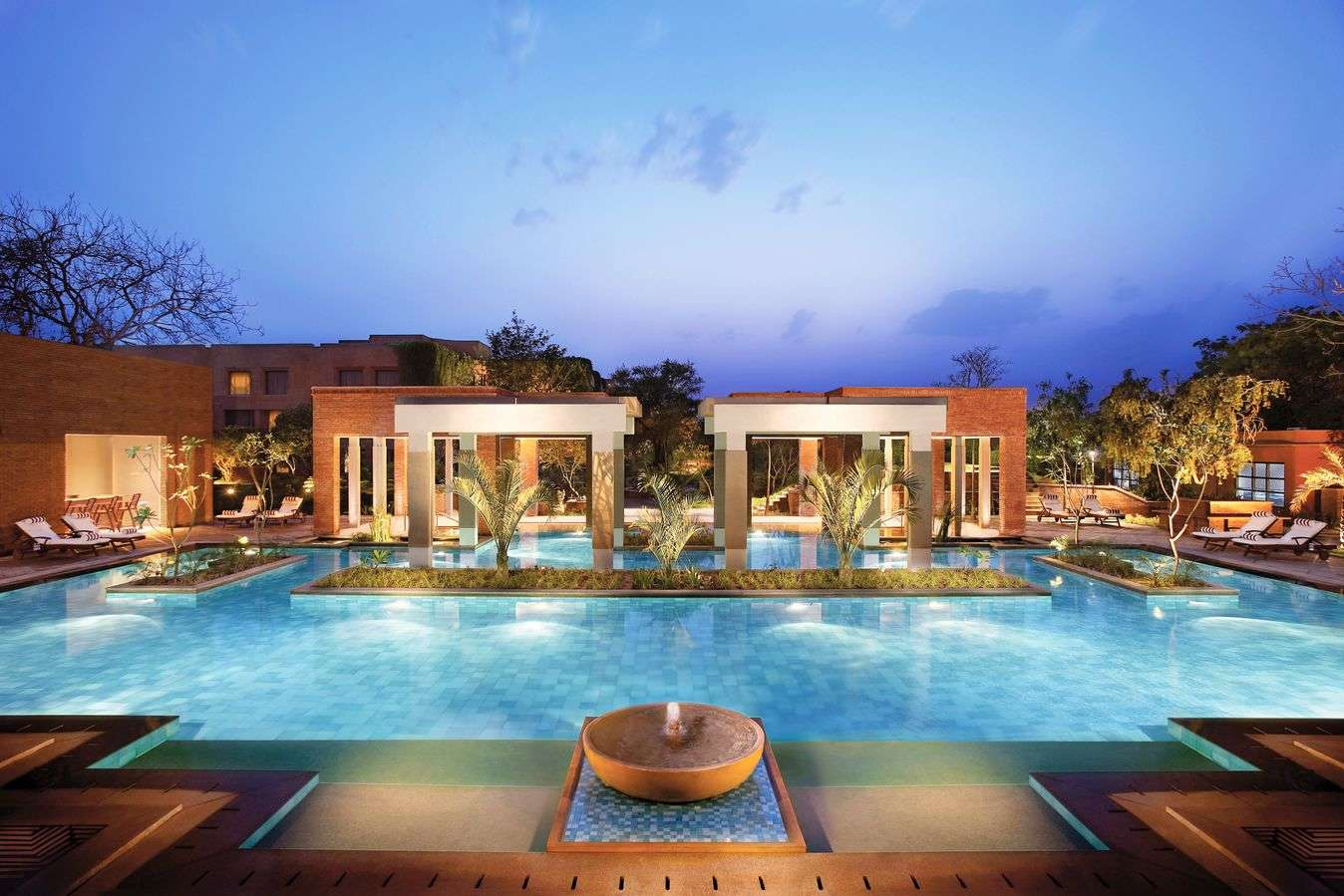ITC Mughal, A Luxury Collection Hotel Agra