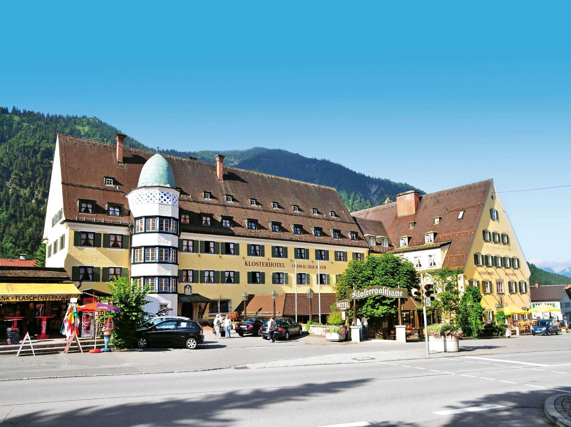 Klosterhotel Ludwig der Bayer