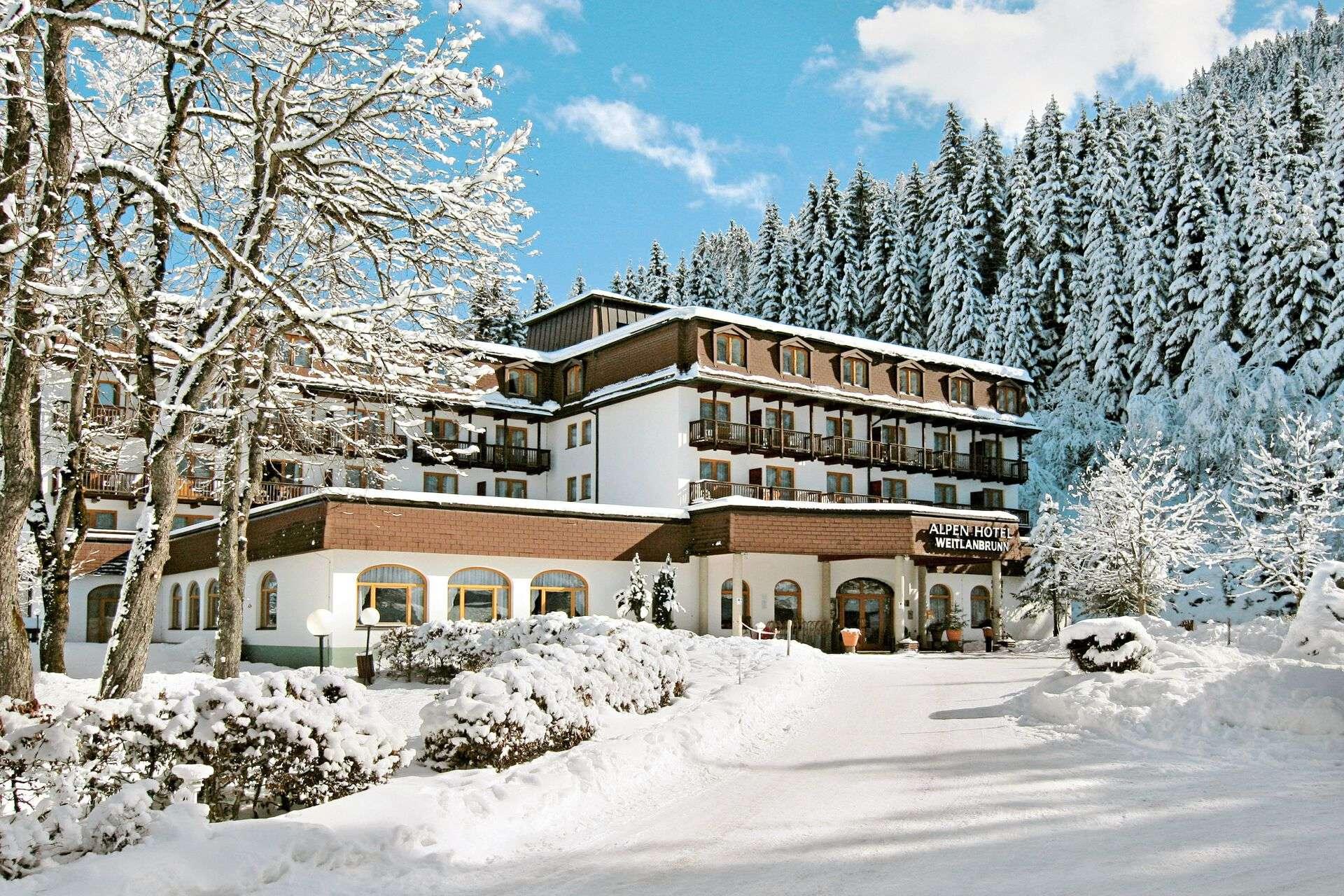 Alpenhotel Weitlanbrunn