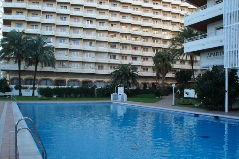 Hotel Apartamentos Bajondillo