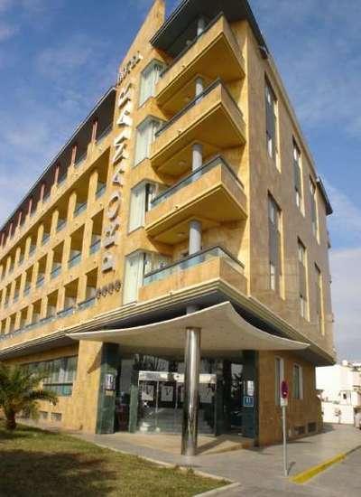 BQ Andalucía Beach Hotel